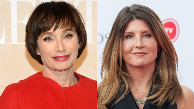 Kristin Scott Thomas and Sharon Horgan will star in Military Wives
