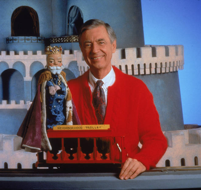 Mr Rogers was the star of 'Mister Rogers' Neighborhood'