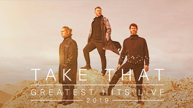 Take That are recruiting fans to take part in their 2019 Greatest Hits Live tour