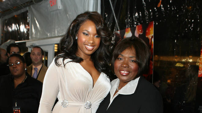 Jennifer Hudson and her mother Darnell
