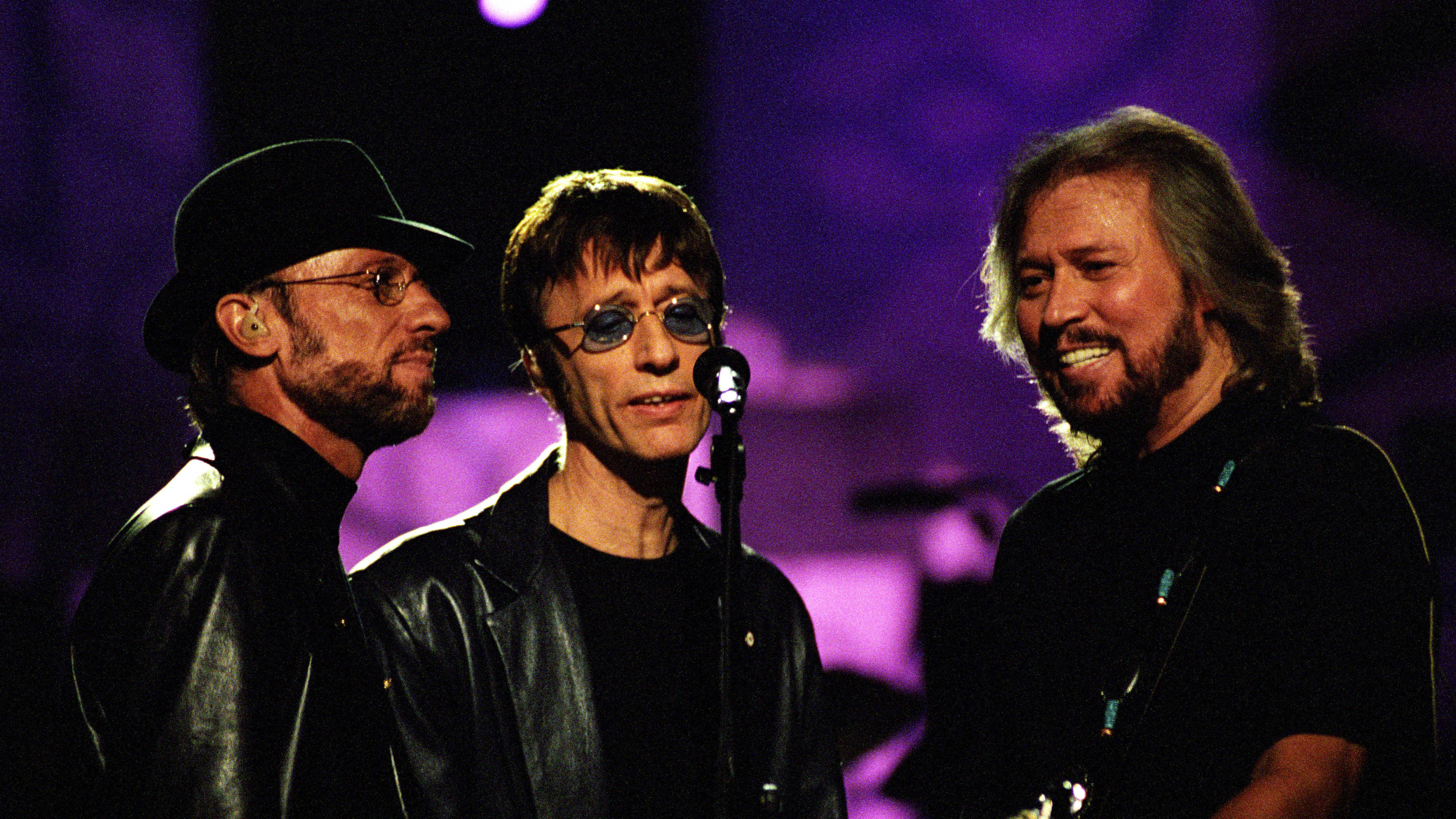 Remembering The Last Time The Bee Gees Performed Live