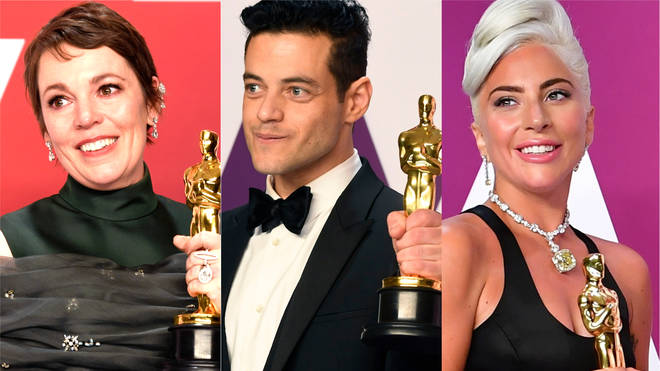 Olivia Colman, Rami Malek and Lady Gaga won Oscars