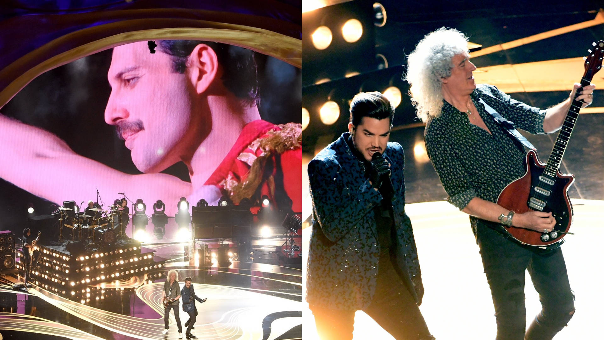Watch Queen open the Oscars 2019 with rousing Freddie