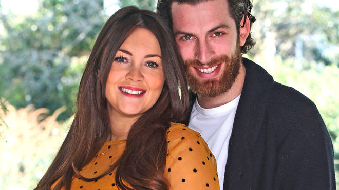 Lacey Turner and Matt Kaye