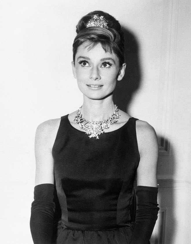 Audrey Hepburn in 1962