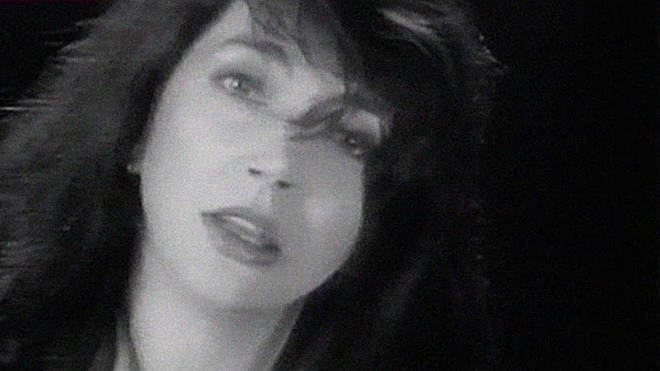 Watch Kate Bush's long-lost video of her cover of Elton