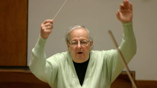 Andre Previn in 2007