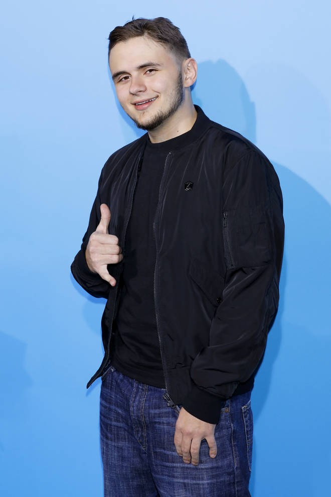 Prince Jackson in 2018