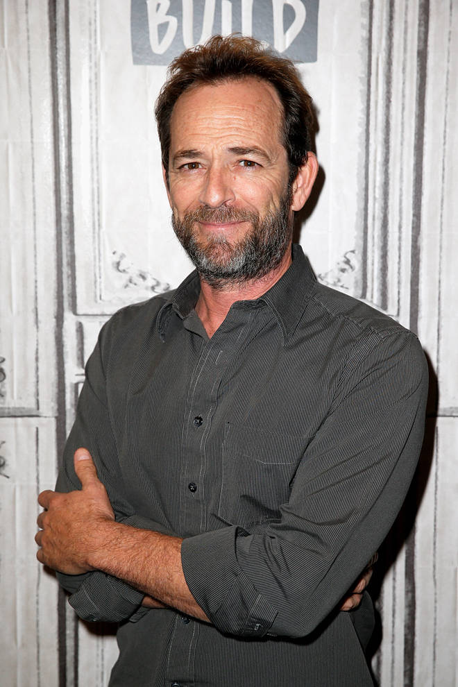 Luke Perry in 2018