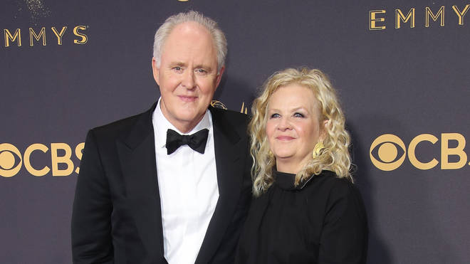 John Lithgow and wife Mary in 2017