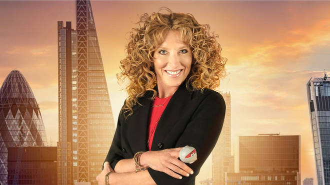 Kelly Hoppen will appear on this year's Celebrity Apprentice