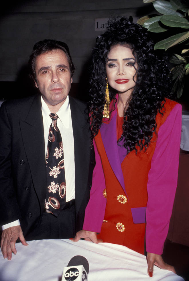 La Toya with Jack Gordon