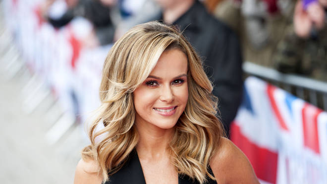 Amanda Holden is back for another year presenting Britain's Got Talent