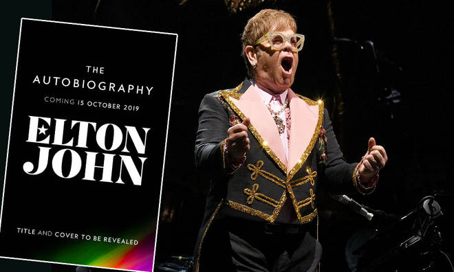 Elton John releases his first and only autobiography