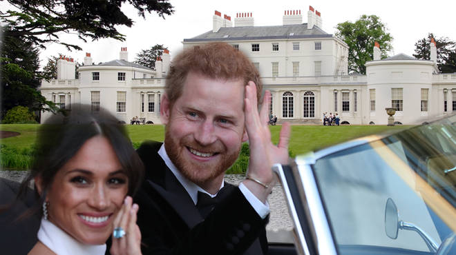 Meghan Markle and Prince Harry have moved to Frogmore Cottage in Windsor