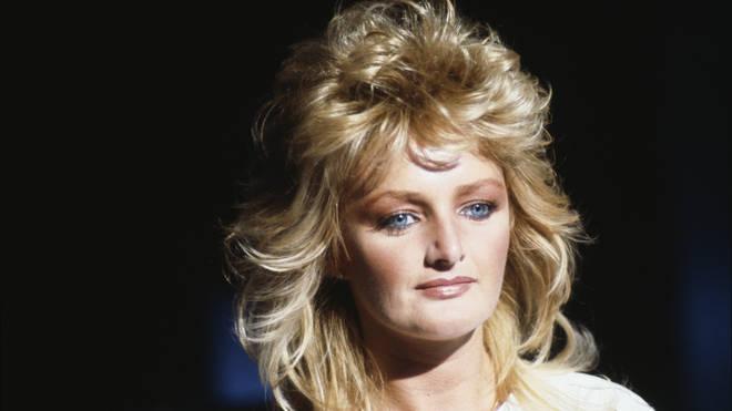Bonnie Tyler in 1984