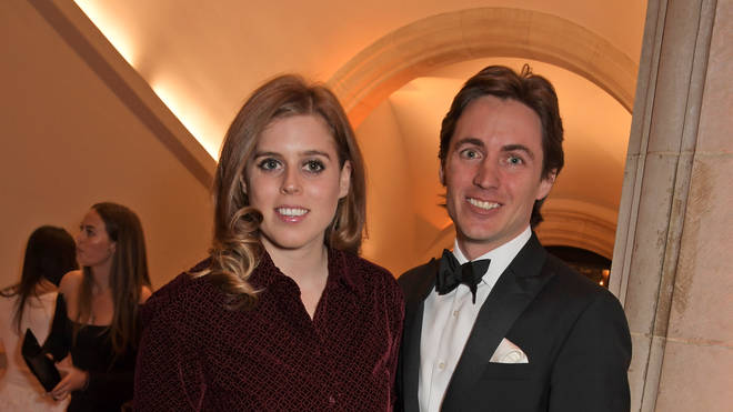 Beatrice with Edo Mozzi in 2019