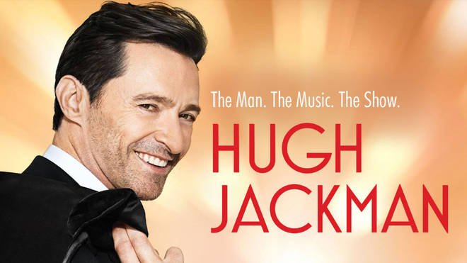 Hugh Jackman is going on tour in 2019