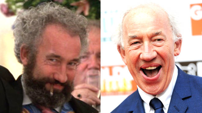 Simon Callow (Gareth)