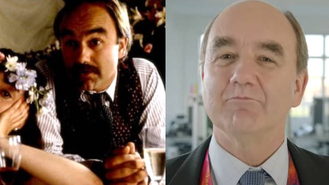 David Haig (Bernard)