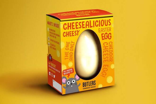 Sainsbury's Cheese Egg