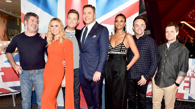 Britain's Got Talent judges at the Manchester auditions 2019