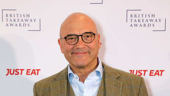 Gregg Wallace: The British Takeaway Awards, In Association With Just Eat