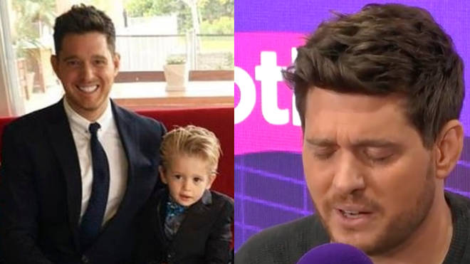 Michael Bublé's life changed forever when his son got cancer