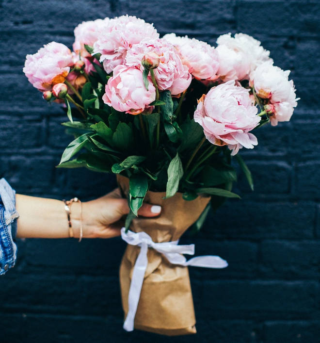 Pink roses are a classic pick for Mother's Day