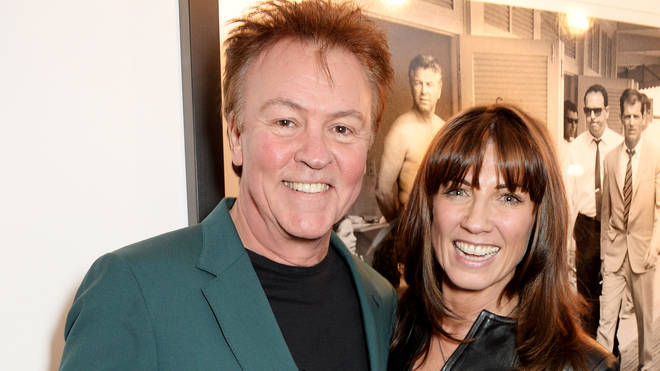 Paul Young and wife Stacey in 2014