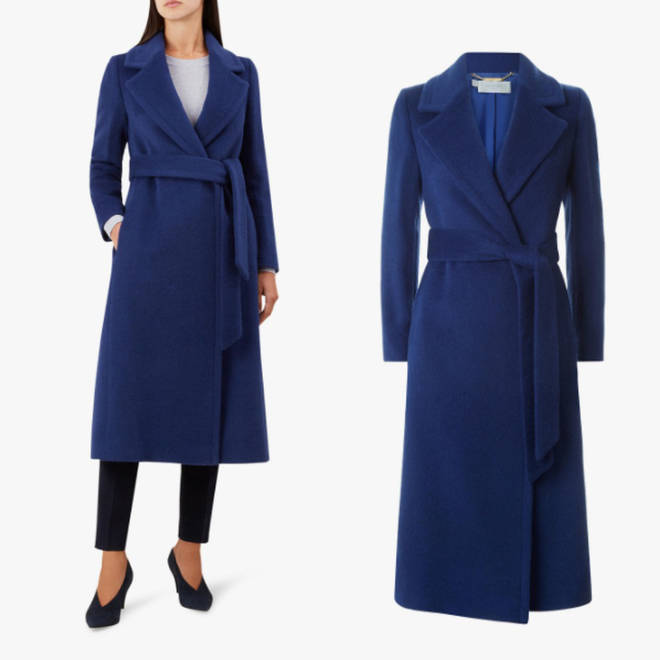 Hobbs royal blue coat