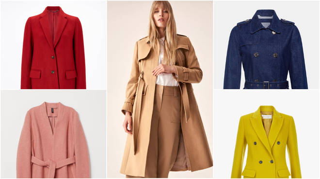 8 best womens' coats on sale just in time for spring