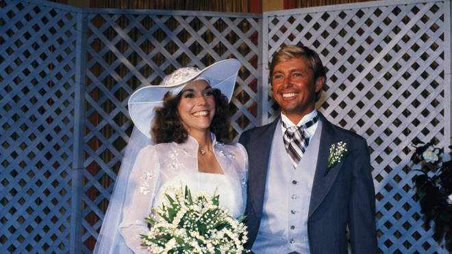 Karen Carpenter and Thomas Burris