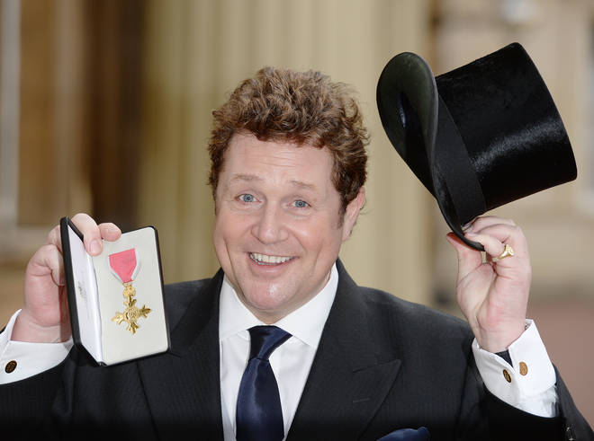 Michael Ball, who received an OBE in 2016, could have his first solo No.1 in 27 years