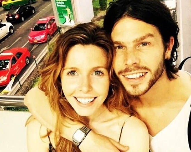 Stacey Dooley and Sam Tucknott