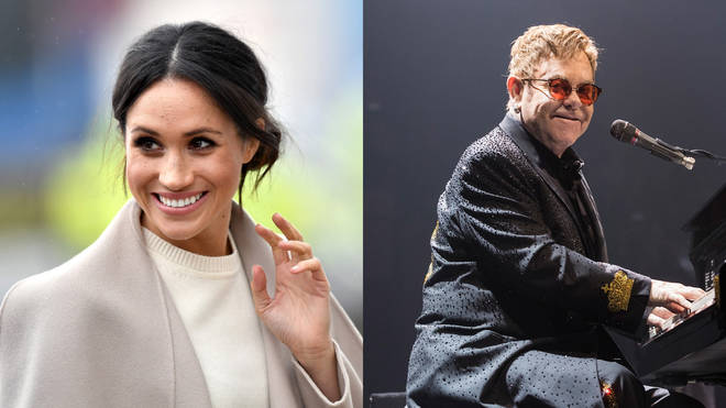 Meghan Markle and Prince Harry has asked Elton John to teach their baby the piano
