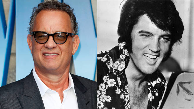 Tom Hanks to play Elvis Presley's manager in new biopic movie