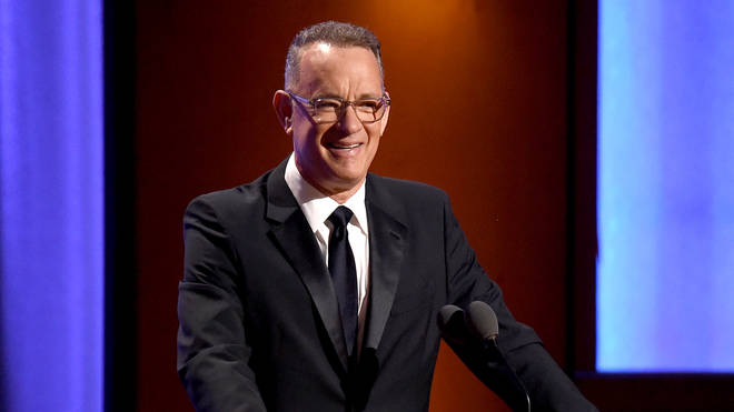 Tom hanks - Academy Of Motion Picture Arts And Sciences' 10th Annual Governors Awards - Show