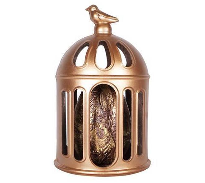 Aldi Exquisite Bird Cage Easter Egg