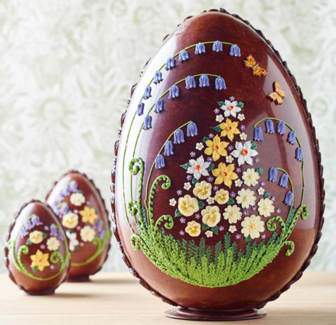 Bettys Imperial Easter Egg, £250