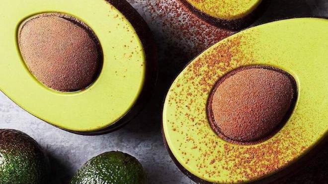 Waitrose & Partners Chocolate Avocado Easter Eggs