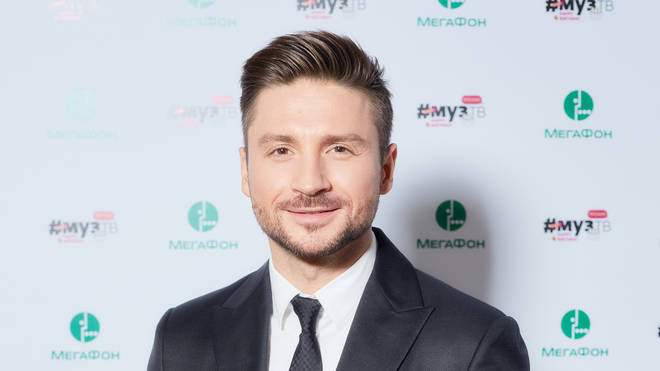 Sergey Lazarev at the 2017 Muz-TV Music Awards In Moscow