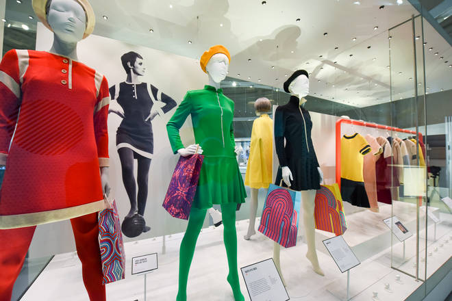 Mary Quant exhibition at London's V&A