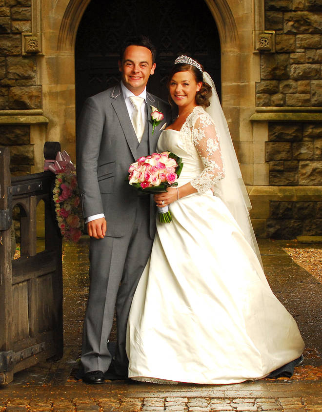 Ant McPartlin married Lisa Armstrong in 2006