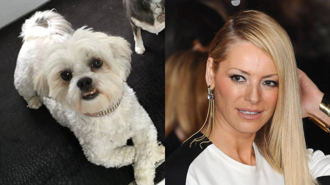 Tess Daly is devastated by the loss of her dog Minnie