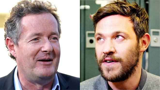 Will Young confronts Piers Morgan over PTSD comments