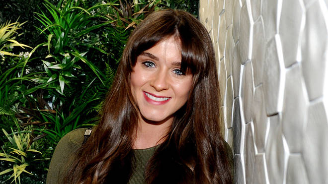 Brooke Vincent announces pregnancy