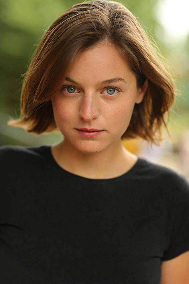 Emma Corrin will play Princess Diana