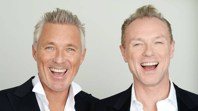Gary and Martin Kemp