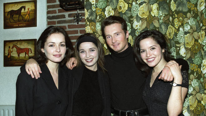 The Corrs in 1995